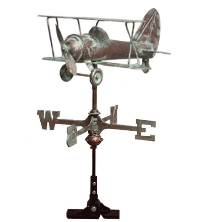 Weathervane-Plane