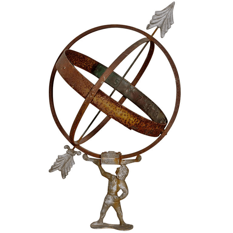 Atlas Sundial