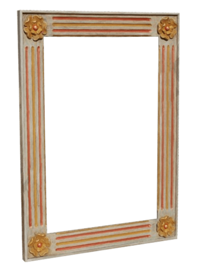 Tudor Rose Mirror