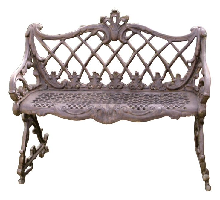 Georgian Bench