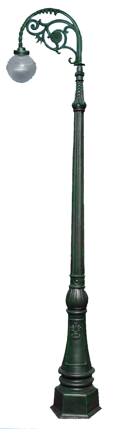 Regal Lamp post