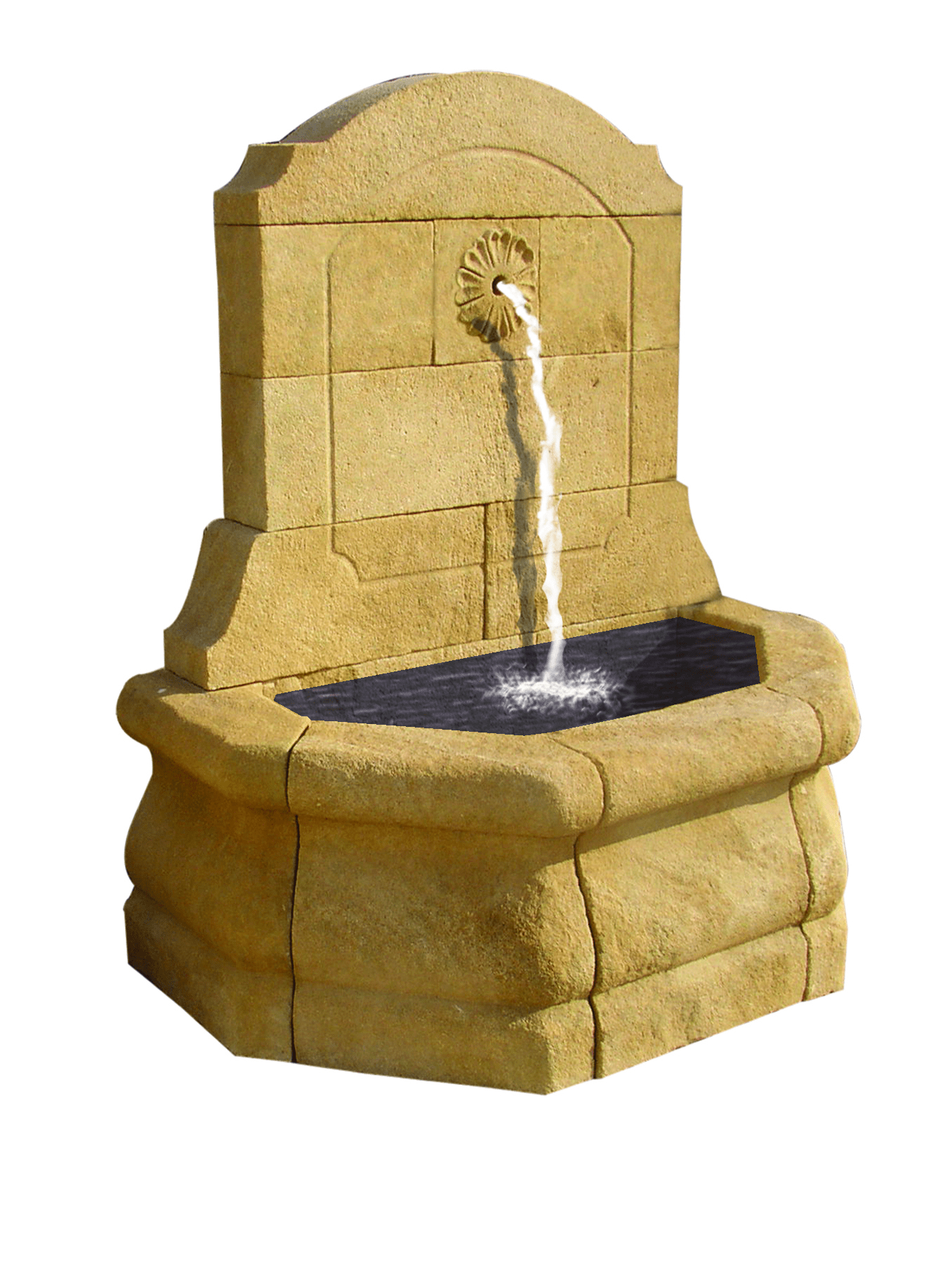 Grand Barogue Fountain