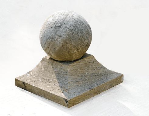 Ball Finial Gate cap