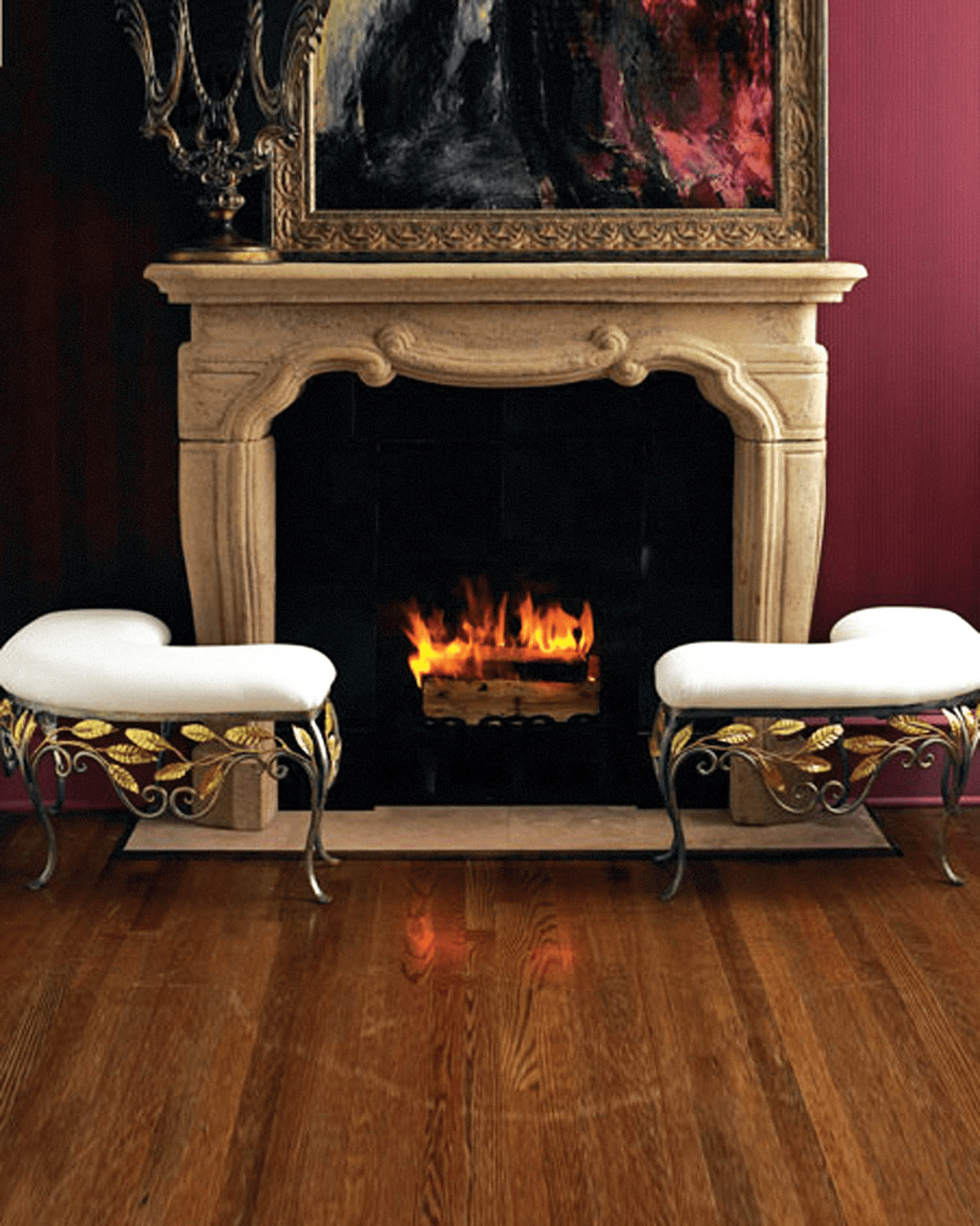 Valence Fire Surround