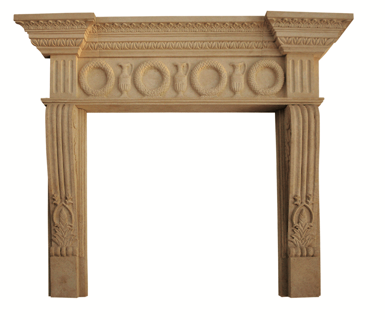 Olympian Fire Surround