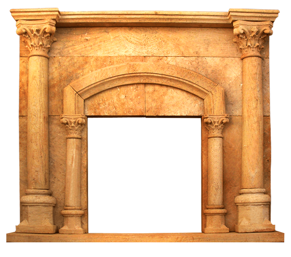 Townhouse Fire Surround
