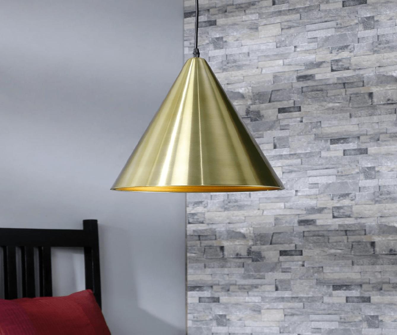 Cone Shade Pendant Light