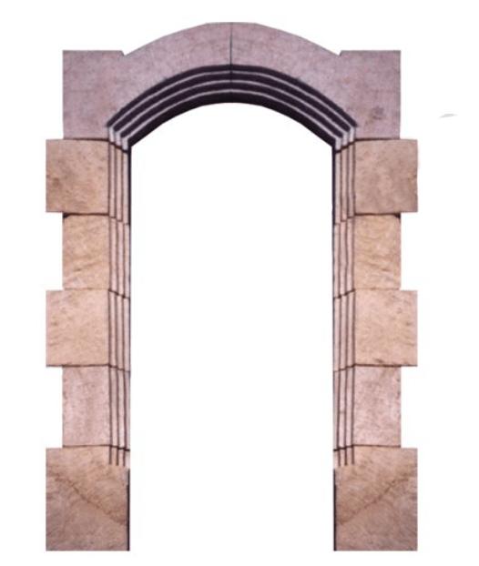 Door Surround  Medival