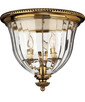 Llydia Flush Ceiling Light