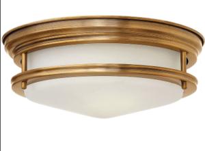 Classical Flushmount Ceiling Light